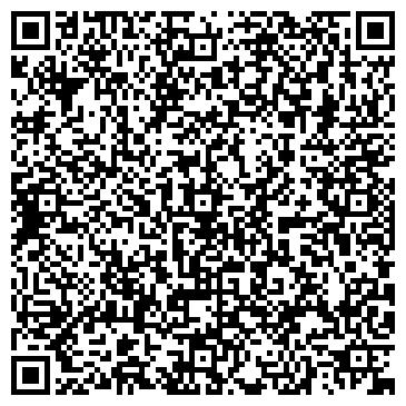 QR-код с контактной информацией организации НАРОДНАЯ ТРИБУНА, МУ
