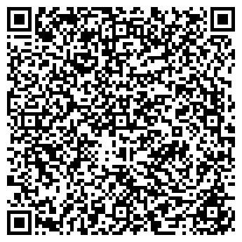 QR-код с контактной информацией организации ПАРИКМАХЕРСКАЯ