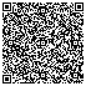QR-код с контактной информацией организации ООО АВГУСТ