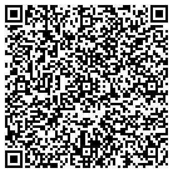 QR-код с контактной информацией организации ООО ФОКС МОДЕЛС
