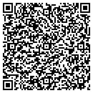 QR-код с контактной информацией организации ЗАО САТУРН ЛТД