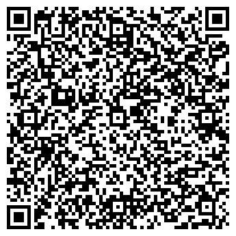 QR-код с контактной информацией организации ТРИУМФ-ЛЕНД