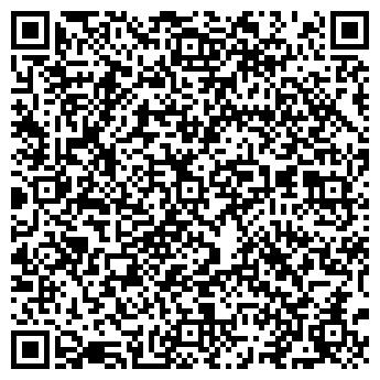 QR-код с контактной информацией организации ЭКЗОТЕКС