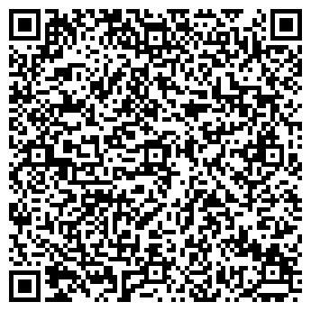 QR-код с контактной информацией организации ИП ОРЕШИН  АВТОГАЗ