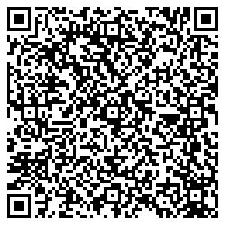 QR-код с контактной информацией организации ООО ХЛЕБ
