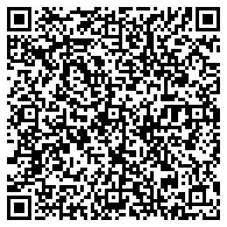 QR-код с контактной информацией организации ТЕЗА