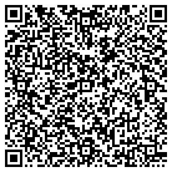 QR-код с контактной информацией организации КУБАНЬТЕХГАЗ, ЗАО