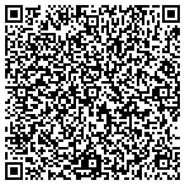 QR-код с контактной информацией организации ООО «Геобурсервис»