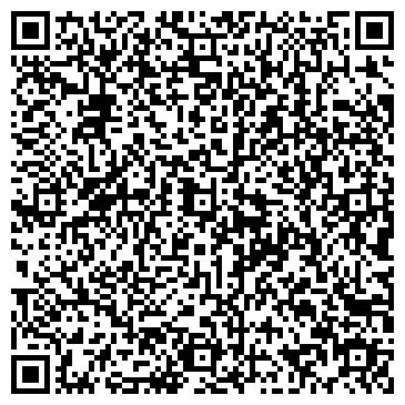 QR-код с контактной информацией организации БИБЛИОТЕКА ОКТЯБРЬСКАЯ РАЙОННАЯ