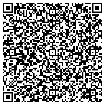 QR-код с контактной информацией организации ВОЕННЫЙ КОМИССАРИАТ ОКТЯБРЬСКОГО РАЙОНА