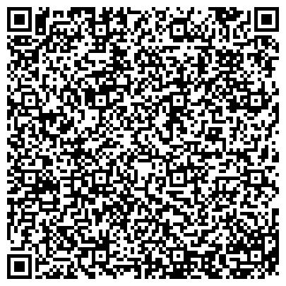 QR-код с контактной информацией организации ВСЕРОССИЙСКОЕ ОБЩЕСТВО ИНВАЛИДОВ ОКТЯБРЬСКОЕ РАЙОННОЕ ОТДЕЛЕНИЕ