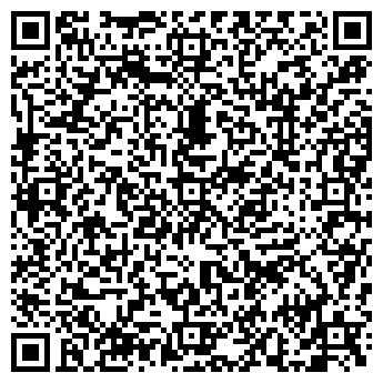 QR-код с контактной информацией организации ООО ГАНЦ