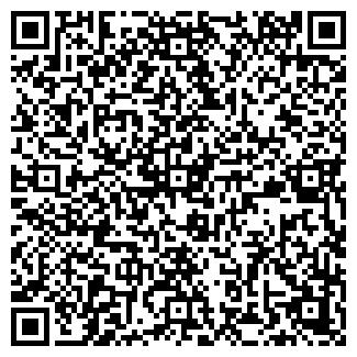 QR-код с контактной информацией организации ООО ПИНГВИН