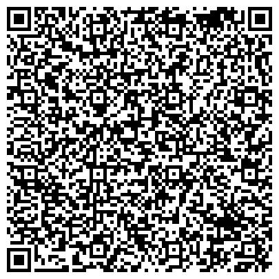 QR-код с контактной информацией организации МОТОТРЭР ГИБДД УВД ВАО (МРЭО)