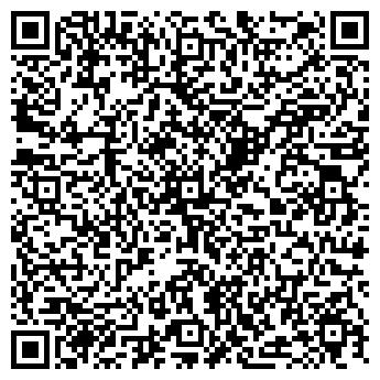 QR-код с контактной информацией организации ЦЕНТР ВЫСТАВОЧНЫЙ АКВАБЕЛ ЗАО