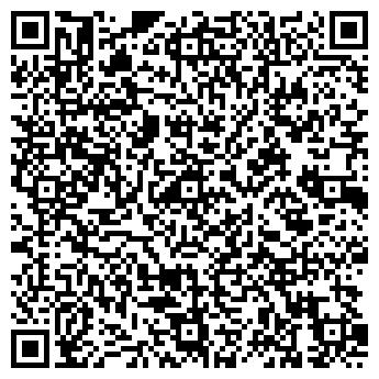 QR-код с контактной информацией организации КАРАПУЗИКИ
