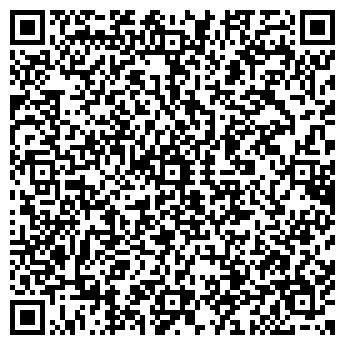 QR-код с контактной информацией организации КИЕВТРАНСИНВЕСТСЕРВИС