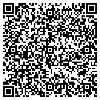 QR-код с контактной информацией организации МАЗ