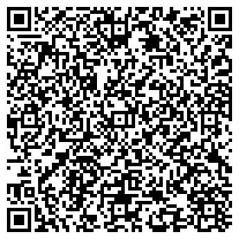 QR-код с контактной информацией организации Школа здоровья