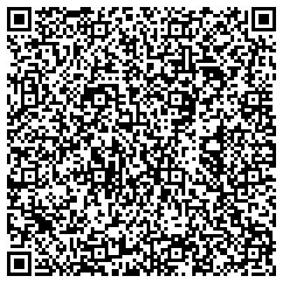 """QR-код с контактной информацией организации МБУ ДО """"Детско-юношеская спортивная школа № 14 по танцевальному спорту"""""""