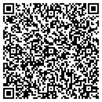 QR-код с контактной информацией организации МИЛАН