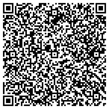 QR-код с контактной информацией организации ПАРИКМАХЕРСКАЯ ЭКОНОМКЛАССА № 1
