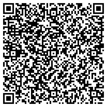 QR-код с контактной информацией организации РИВС ТРЕВЕЛ