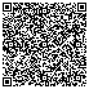 QR-код с контактной информацией организации МОНА ЛИЗА