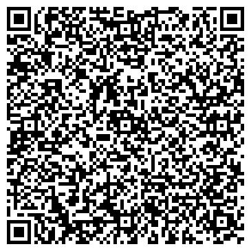 QR-код с контактной информацией организации Школа-студия красоты Virginia
