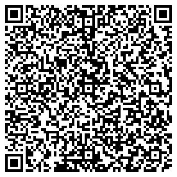 QR-код с контактной информацией организации ЦЕНТР ЛИНГВО