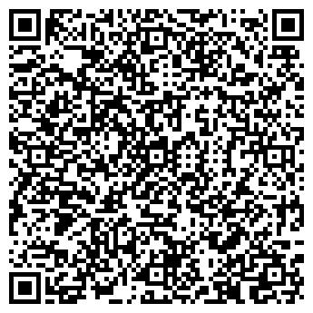 QR-код с контактной информацией организации АИГ ЛАЙФ