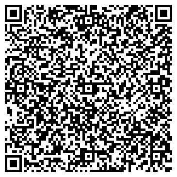 QR-код с контактной информацией организации Юношеский отдел