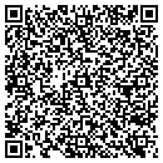 QR-код с контактной информацией организации ЛИГ АВТО