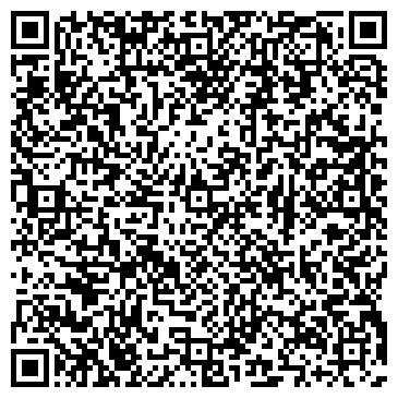 QR-код с контактной информацией организации САЛОН-ПАРИКМАХЕРСКАЯ ЭКОНОМКЛАССА