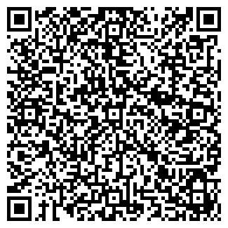 QR-код с контактной информацией организации ЧП НАРТЕКС