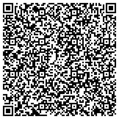 QR-код с контактной информацией организации Министерство труда и занятости Иркутской области