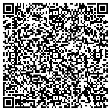 QR-код с контактной информацией организации ОАО УКРПРОДЖЕСТ, БЕРЕГОВСКАЯ ШВЕЙНАЯ ФАБРИКА