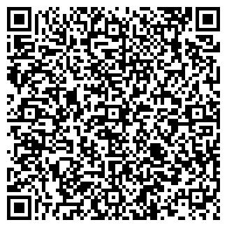 QR-код с контактной информацией организации НОВАЯ КНИГА
