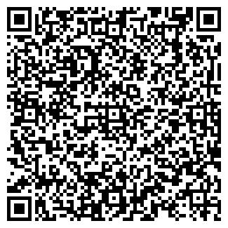 QR-код с контактной информацией организации ORDANA, ООО