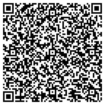 QR-код с контактной информацией организации АЛЬБЕТТА