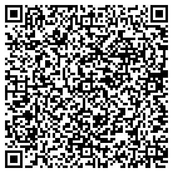QR-код с контактной информацией организации АВИА ТРЭВЕЛ