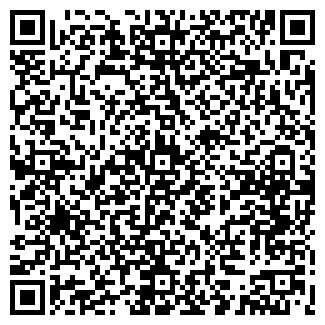 QR-код с контактной информацией организации ITRAIN