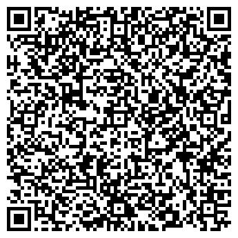 QR-код с контактной информацией организации ГАЛЕРЕЯ СВЕТА