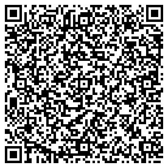 QR-код с контактной информацией организации ВЕСЬ ХОККЕЙ