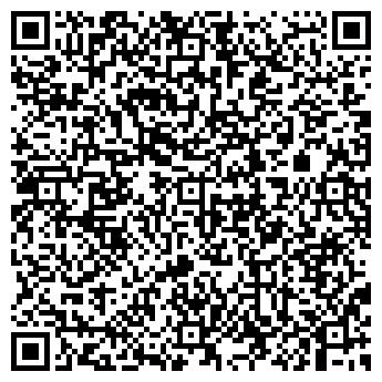 QR-код с контактной информацией организации ПРЕСТИЖНЫЕ ДВЕРИ, ООО