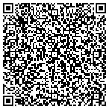 QR-код с контактной информацией организации РУССКАЯ ДВЕРЬ ООО САЛОН