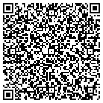 QR-код с контактной информацией организации AVES САЛОН ДВЕРЕЙ