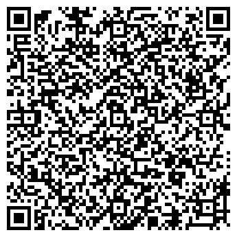 QR-код с контактной информацией организации КУХНИ ПОДМОСКОВЬЯ