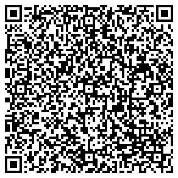 QR-код с контактной информацией организации ЯГУАР Р АВТОМАГАЗИН