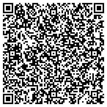 QR-код с контактной информацией организации Академия развития